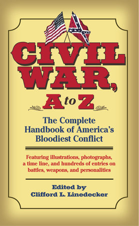 Civil War, A to Z by