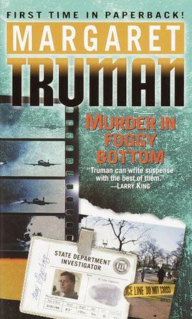 Murder in Foggy Bottom by Margaret Truman