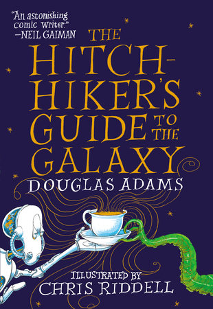 The Hitchhiker's Guide to the Galaxy by