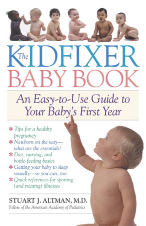 The Kidfixer Baby Book by