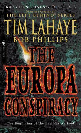 Babylon Rising Book 3: The Europa Conspiracy by