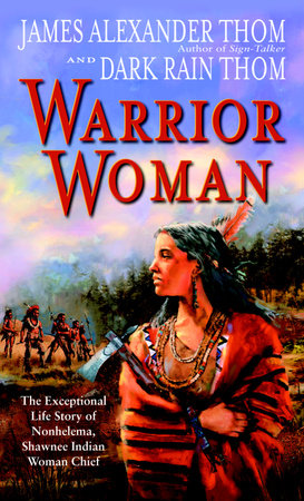 Warrior Woman by