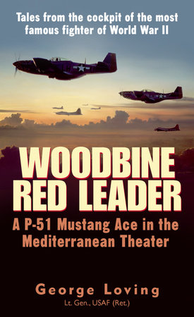 Woodbine Red Leader by George Loving