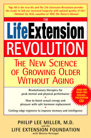 The Life Extension Revolution by