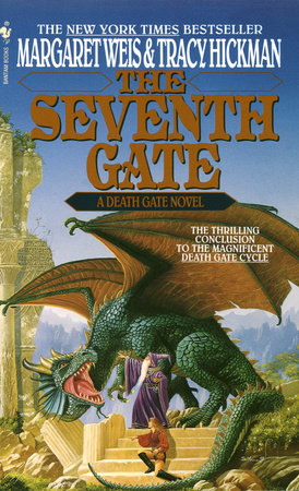 The Seventh Gate by Tracy Hickman and Margaret Weis