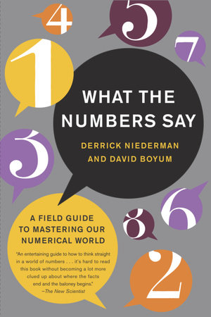 What the Numbers Say by