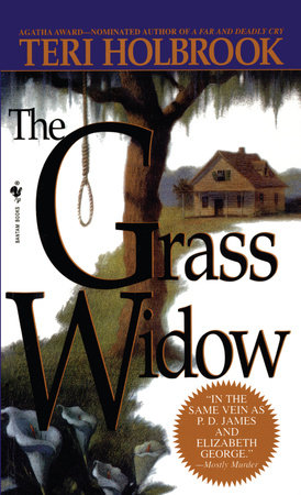 The Grass Widow by Teri Holbrook
