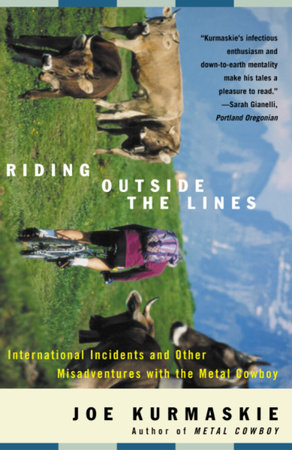 Riding Outside The Lines