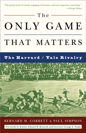 The Only Game That Matters by Paul Simpson and Bernard M. Corbett