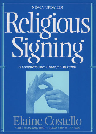 Religious Signing by
