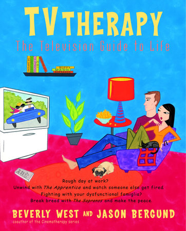 TVtherapy by Jason Bergund and Beverly West