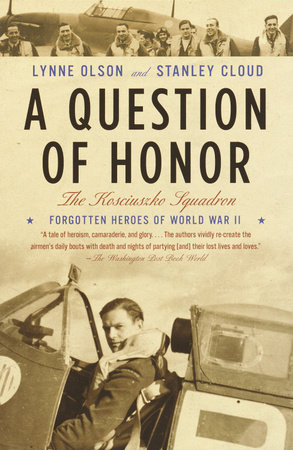 A Question of Honor by Stanley Cloud and Lynne Olson