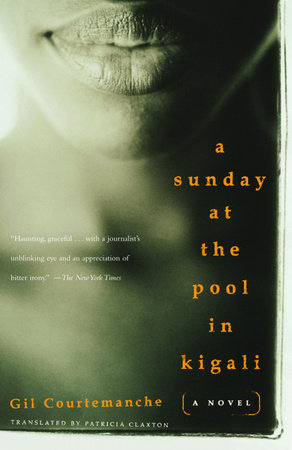 A Sunday at the Pool in Kigali by Gil Courtemanche