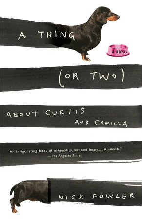 A Thing (or Two) About Curtis and Camilla