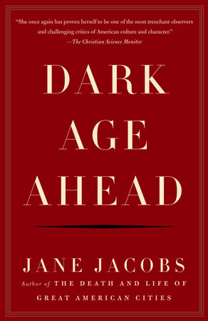 Dark Age Ahead by