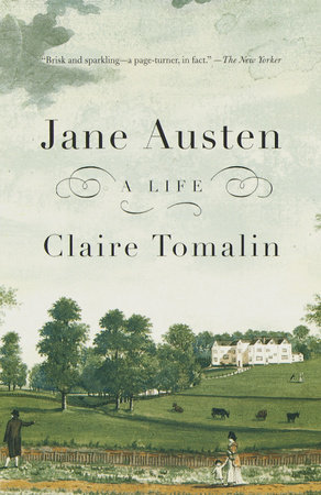 Jane Austen by Claire Tomalin