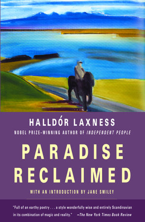Paradise Reclaimed by Halldor Laxness