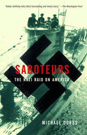 Saboteurs by Michael Dobbs