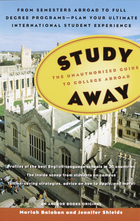 Study Away by Mariah Balaban and Jennifer Shields