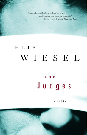 The Judges by Elie Wiesel