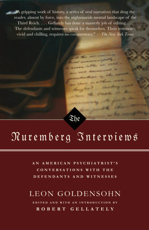 The Nuremberg Interviews by