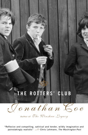 The Rotters' Club by