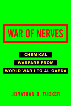 War of Nerves by Jonathan Tucker