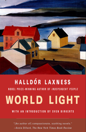 World Light by Halldor Laxness