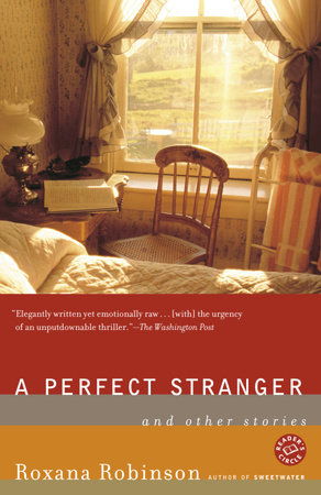 A Perfect Stranger by