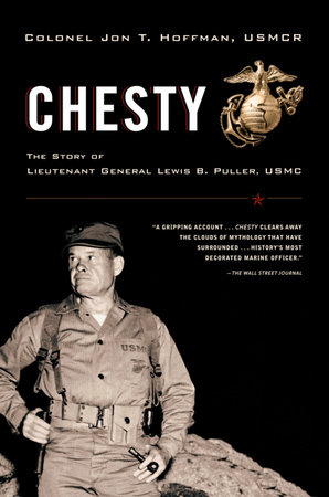 Chesty by Jon T. Hoffman