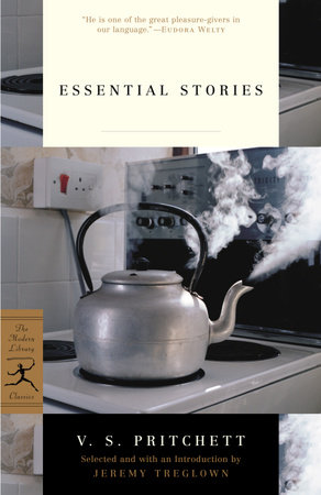 Essential Stories by V.S. Pritchett