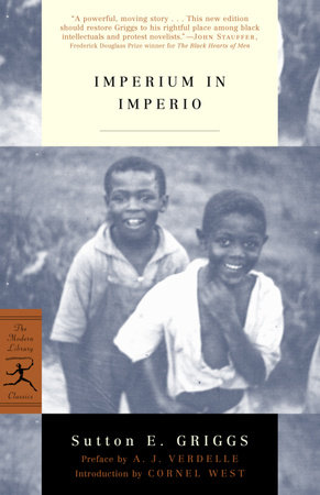 Imperium in Imperio by Sutton Griggs