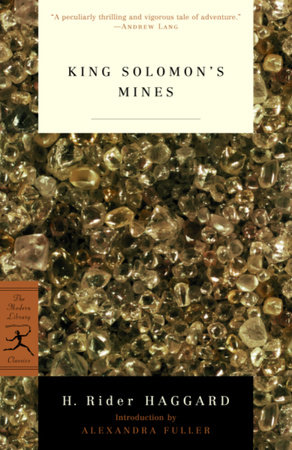 King Solomon's Mines by