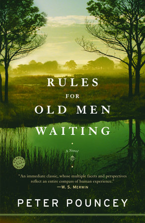 Rules for Old Men Waiting by