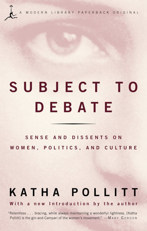 Subject to Debate
