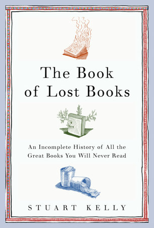 The Book of Lost Books by