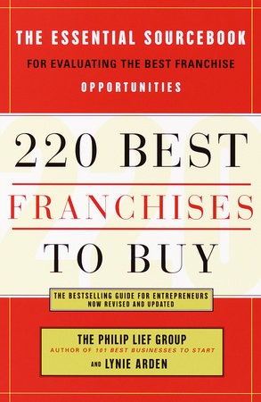 220 Best Franchises to Buy by