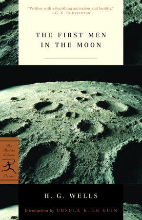 The First Men in the Moon by