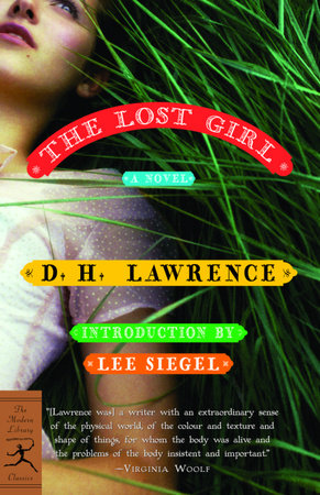 The Lost Girl by D.H. Lawrence