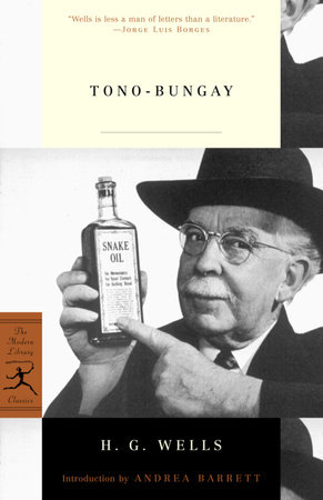 Tono-Bungay by