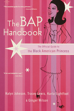 The BAP Handbook by Kalyn Johnson, Ginger Wilson, Tracey Lewis and Karla Lightfoot