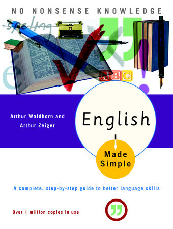 English Made Simple, Revised Edition by Arthur Waldhorn and Arthur Zeiger