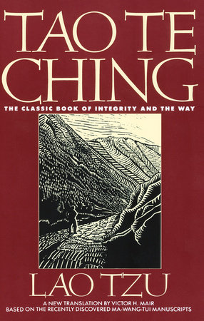 Tao Te Ching by Victor H. Mair