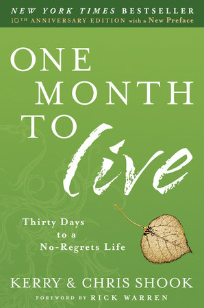 One Month to Live by