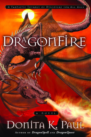 DragonFire by Donita K. Paul