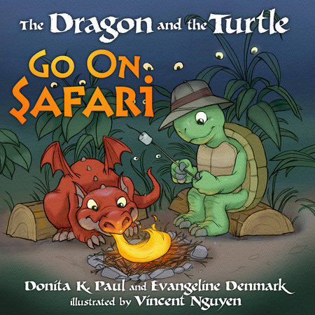 The Dragon and the Turtle by Evangeline Denmark and Donita K. Paul