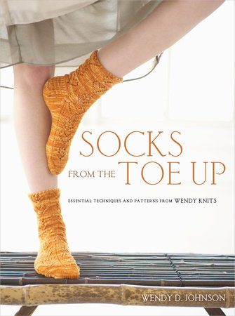 Socks from the Toe Up by