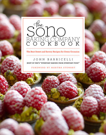 The SoNo Baking Company Cookbook by