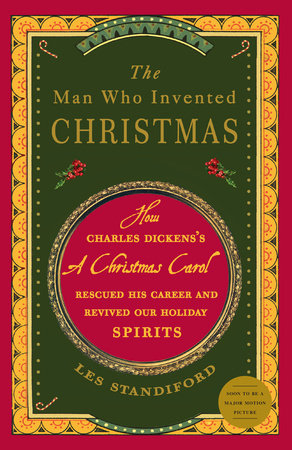 The Man Who Invented Christmas by