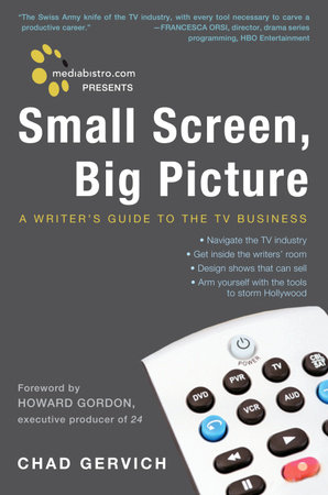 Mediabistro.com Presents Small Screen, Big Picture by